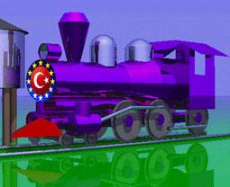 'AB treni yavaşladı…'