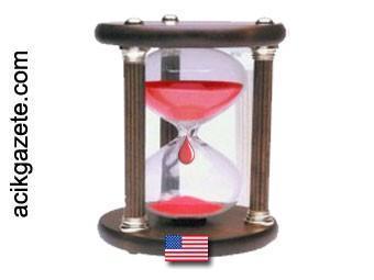 ABD kanlı kum saati