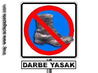 Darbe Yasak