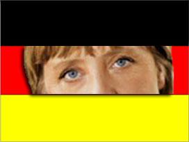 Almanya, Merkel