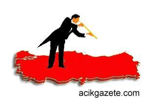 Türkiye, dürbün