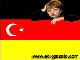 Almanya Merkel