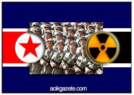 Kuzey Kore'den nükleer deneme