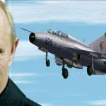Rus uçağı ve Putin