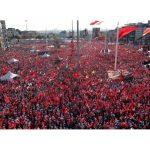 CHP'nin Taksim mitingi