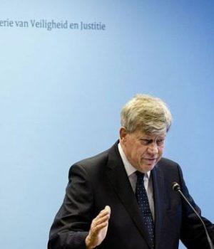 Amsterdam Mahkemesi yargıçlarından Ronny van de Water