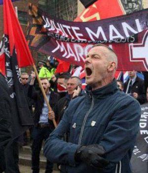 İngiltere'de ırkçılar