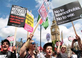 Londra Yürüyüş 15.7.2006