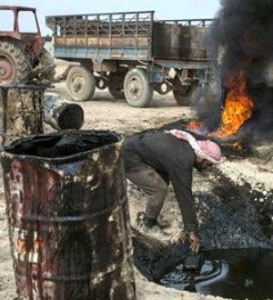 IŞİD petrol