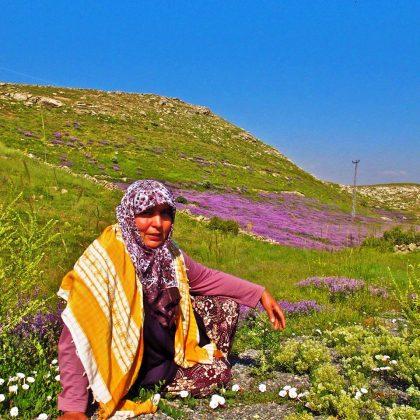 Sarıkeçililer Başkanı Pervin Çoban