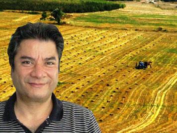 Yusuf Yavuz, çiftçi