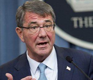 ABD Savunma Bakanı Carter