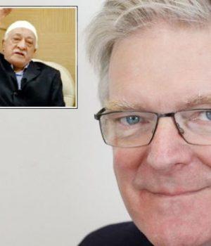 Milletvekili Edward Garnier ve Fethullah Gülen