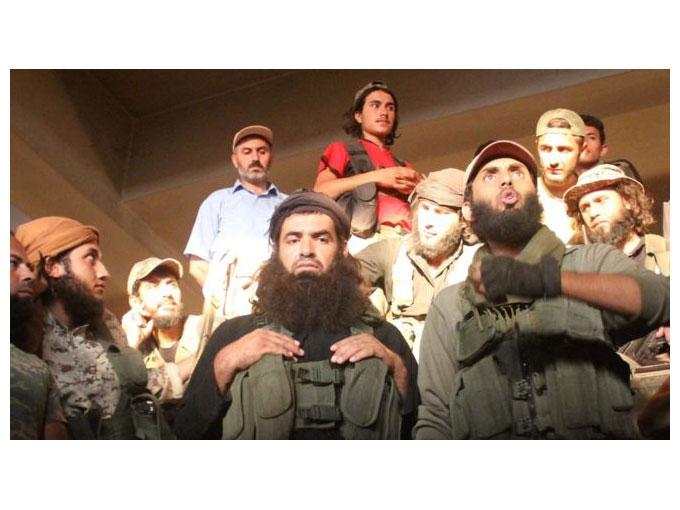 Eski adıyla el Nusra, yeni adıyla Şam'ın Fethi Cephesi'nin Halep'te savaşan üyeleri