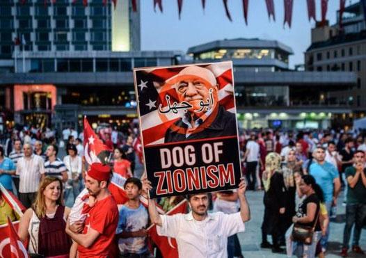 Türkiye'de darbe girişimi sonrası 'Batı karşıtlığı'