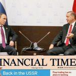 RTE ve Putin FT'de