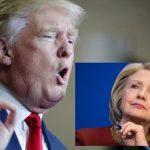 ABD Başkan adayları Trump ve Clinton
