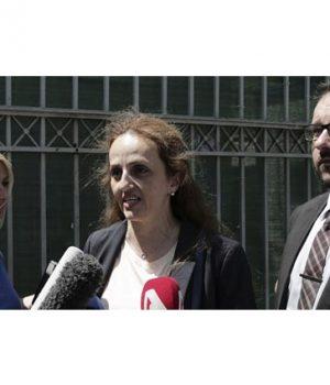 Yunanlı avukat - Türk basını
