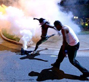 ABD polisine ırkçılık protestosu