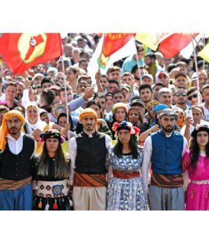 Almanya'da Kürtler