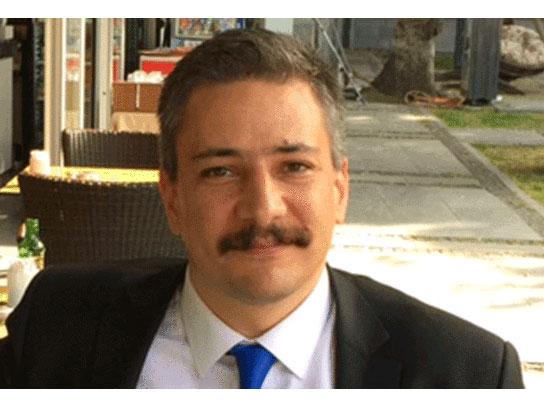 HDP Eş Genel Başkan Yardımcısı Alp Altınörs