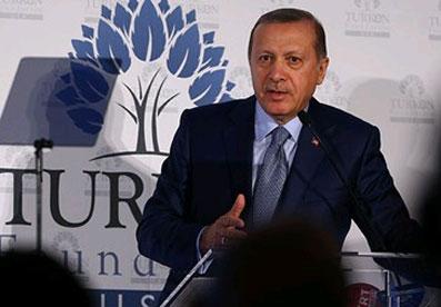 Cumhurbaşkanı Erdoğan, ABD ziyaretinin son durağında