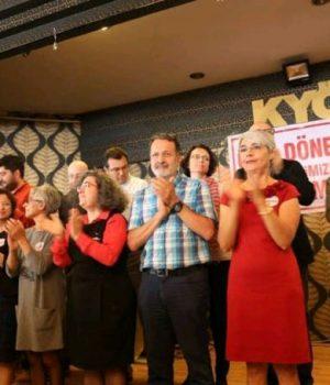 Kocaeli Üniversitesi'nden ihraç edilen akademisyenlerin kurduğu Dayanışma Akademisi
