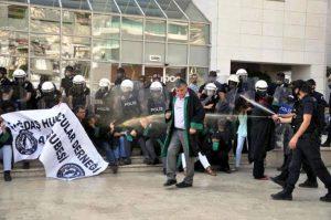 ÇHD Genel Başkan Yardımcısı Avukat Münip Ermiş