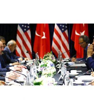 Çin'de Erdoğan-Obama görüşmesi