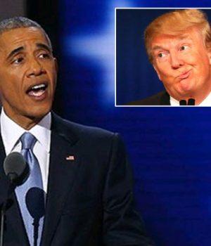 Obama ve Trump