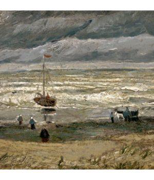 Hollanda'daki bir müzeden 2002'de çalınan Van Gogh tablosu