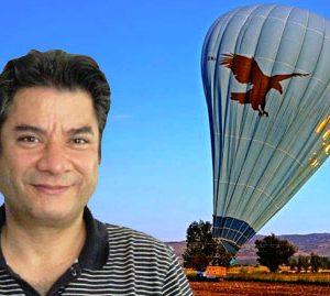 Burdur'da başlatılan balon turları