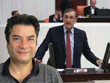 Yusuf Yavuz ve CHP Bursa Milletvekili Ceyhun İrgil