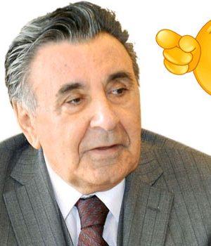 Doğan Holding Onursal Başkanı Aydın Doğan