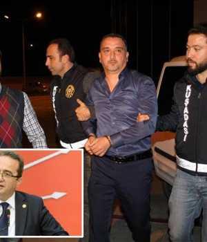 CHP Genel Başkan Yardımcısına silahlı saldırı