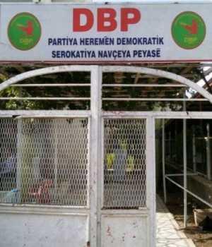 HDP ve DBP binalarında arama