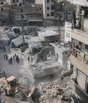 Times: Halep'te ölenlerin çoğu sivil'