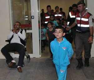 Kandırılan Iraklı göçmenler