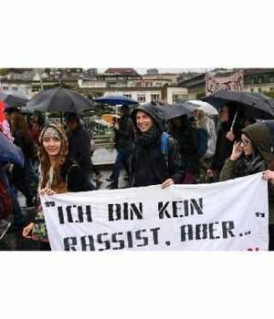 İsvicre'de göçmenler