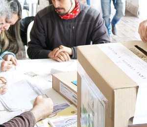 Kolombiya'da referandum