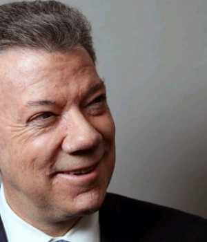 Kolombiya Cumhurbaşkanı Juan Manuel Santos