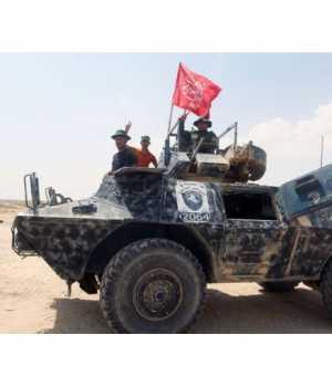 Irak'ta Şii milisler