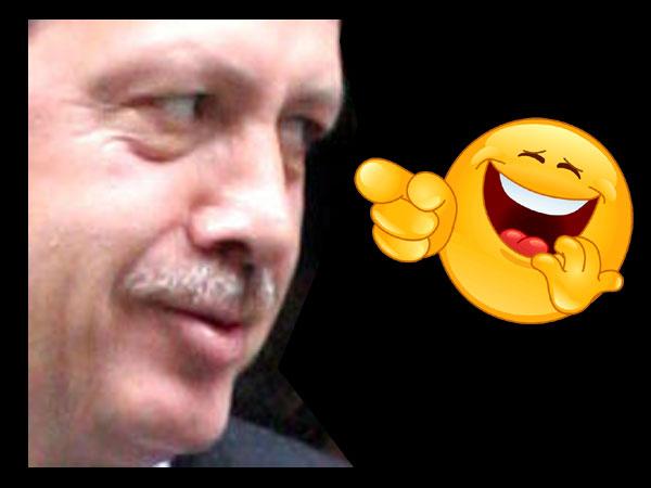 Erdoğan komik