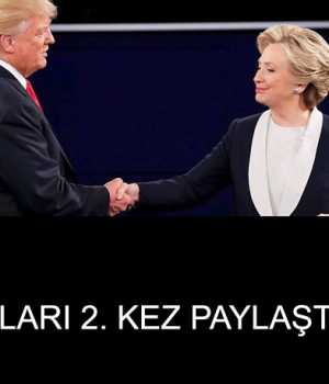 Trump ve Clinton