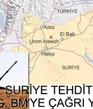TSK, Suriye'nin kuzeyinde hem Kürt silahlı gücü YPG'ye hem de IŞİD'e yönelik operasyonlar gerçekleştirdi