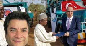 Afrika'da yardım şovu yapan DSİ, Türkiye'yi Afrika'ya çevirdi!
