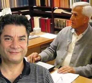 Yusuf Yavuz, eski çağ dilleri ve kültürleri uzmanı Prof. Dr. Sencer Şahin ile