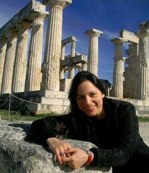 Açık Gazete Yunanistan Temsilcisi Ayşe Ferliel