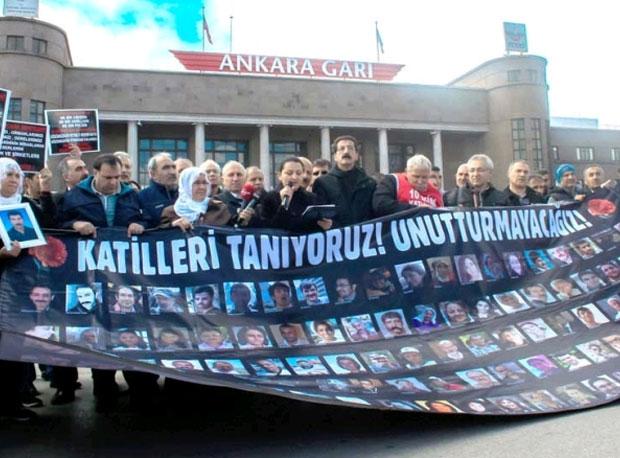Ankara Garı Katliam Davası