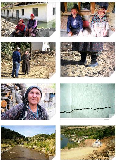 Baraj projesinin mağdur ettiği Darıbükü köylüleri